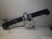 SAAB 12793730 9-3 (YS3F) 2003 Window lifter motor Right Rear