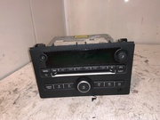 SAAB 12779269 9-3 (YS3F) 2008 Radio / CD